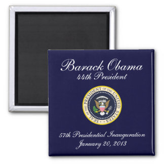 2013 Presidential Inauguration Magnet