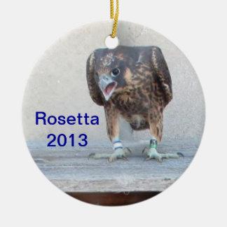 2013 Rosetta Ornament