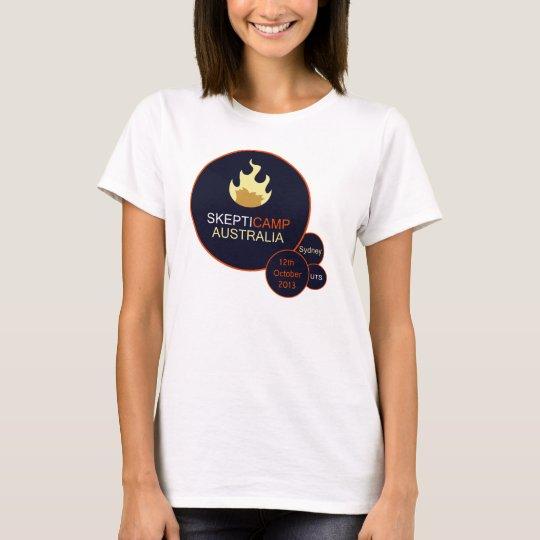 2013 Skepticamp Sydney t-shirt