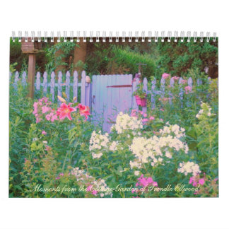 2013 The Cottage Garden of Trendle Ellwood Revised Calendar
