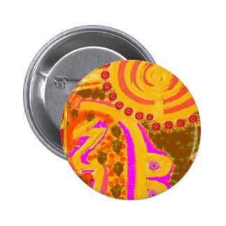 2013 ver REIKI Healing MASTER Symbols Pinback Buttons