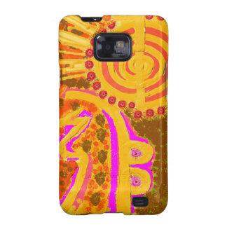 2013 ver. REIKI Healing MASTER Symbols Samsung Galaxy SII Cases