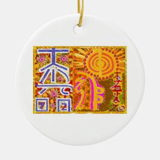 2013 ver. REIKI Healing MASTER Symbols Ornaments
