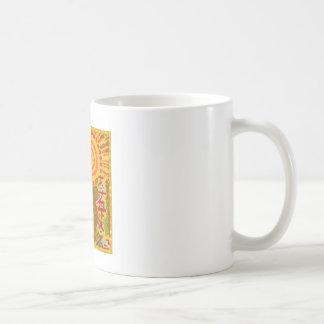 2013 ver. REIKI Healing Symbols Basic White Mug