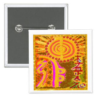 2013 ver REIKI Healing Symbols Pins