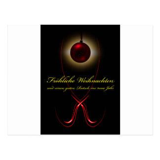 20141003-Licht and energy merry Christmas Postcard
