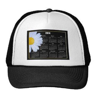 2014 Calendar Mesh Hat