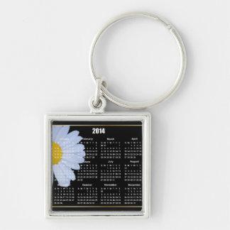 2014 Calendar Keychain