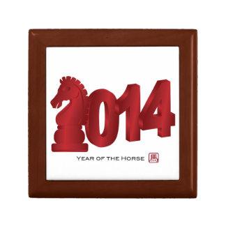 2014 Chinese Lunar New Year Giftbox Gift Box