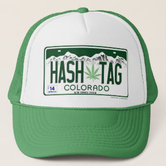 2014 Commemorative Colorado Hash Tag Hat