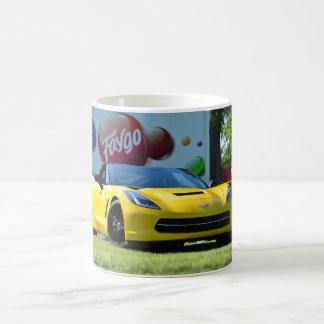 2014 Corvette Coffee Mug