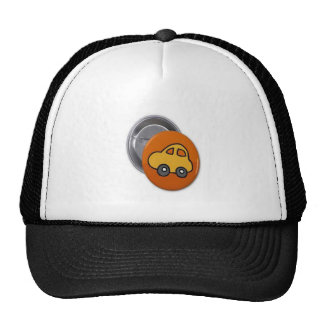 2014 GIFTS : MINI TOY CAR Button Trucker Hat