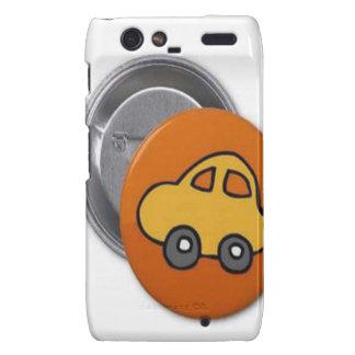 2014 GIFTS MINI TOY CAR Button Droid RAZR Cover