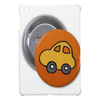 2014 GIFTS MINI TOY CAR Button iPad Mini Cases