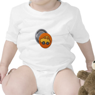 2014 GIFTS : MINI TOY CAR Button Rompers