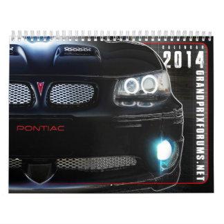 2014 GPF Calendar