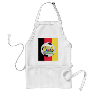 2014 World Champs Ball - Belgium Standard Apron