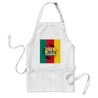 2014 World Champs Ball - Cameroon Standard Apron