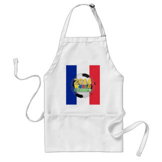 2014 World Champs Ball - France Standard Apron