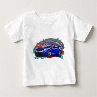 2015-2018_Blue_WRX Baby T-Shirt