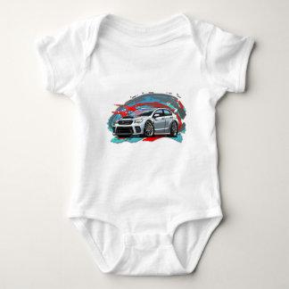 2015-2018_White_WRX Baby Bodysuit