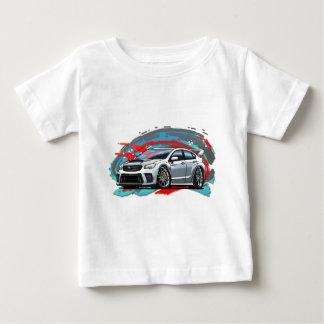 2015-2018_White_WRX Baby T-Shirt