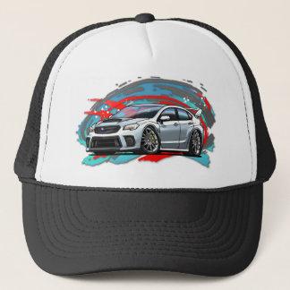 2015-2018_White_WRX Trucker Hat