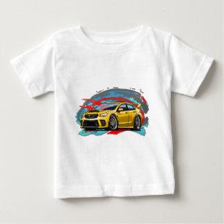 2015-2018_Yellow_WRX Baby T-Shirt