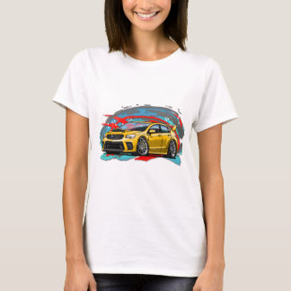 2015-2018_Yellow_WRX T-Shirt