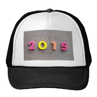 2015 MESH HATS