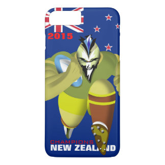 2015 Champions New Zealand Rugby iPhone 7 Case