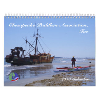 2015 Chesapeake Paddlers Association, Inc Calendar
