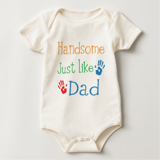 2015+Fathers+Day Baby Bodysuit