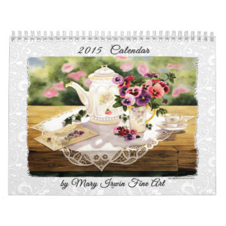 2015 Fine Art Calendar