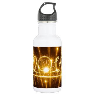 2015 fireworks 532 ml water bottle