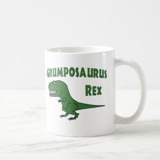 2015 Grumposaurus Green Coffee Mug