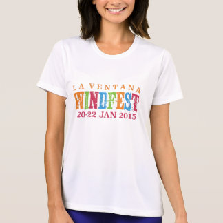 2015 La Ventana WindFest Women's Sport-Tek T-Shirt