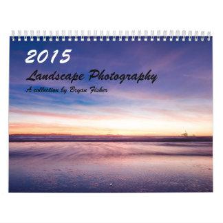 2015, Landscape Photography Calendars