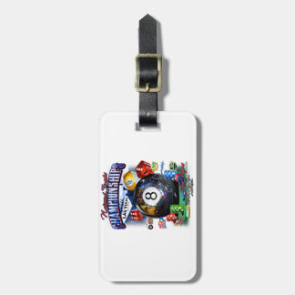 2015 National Singles Championship Luggage Tag