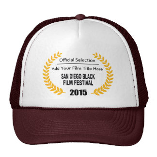 2015 SDBFF Official Selection Hat