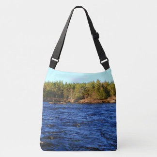 2015 Spring Runoff - Stillwater River Crossbody Bag