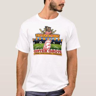 2015 Trojan Horse - Center Grove Trojans T-Shirt