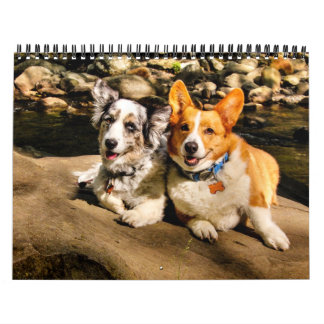 2015 With Charlie & Maggie Calendars