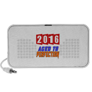 2016 Aged To Perfection Travel Speakers