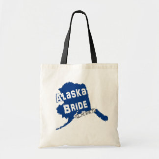 2016 AK Bride Map Tote in Navy Tote Bags