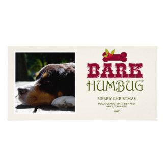 2016 BARK HUMBUG | Holiday Photo Card