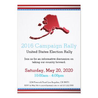2016 Campaign Alaska Invitation
