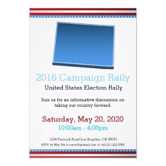 2016 Campaign Rally Colorado Invitation