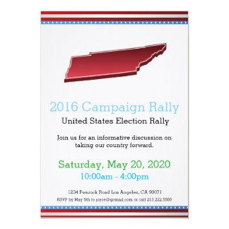2016 Campaign Rally Tennessee Invitation