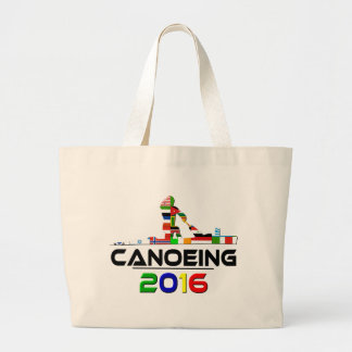 2016: Canoeing Canvas Bag